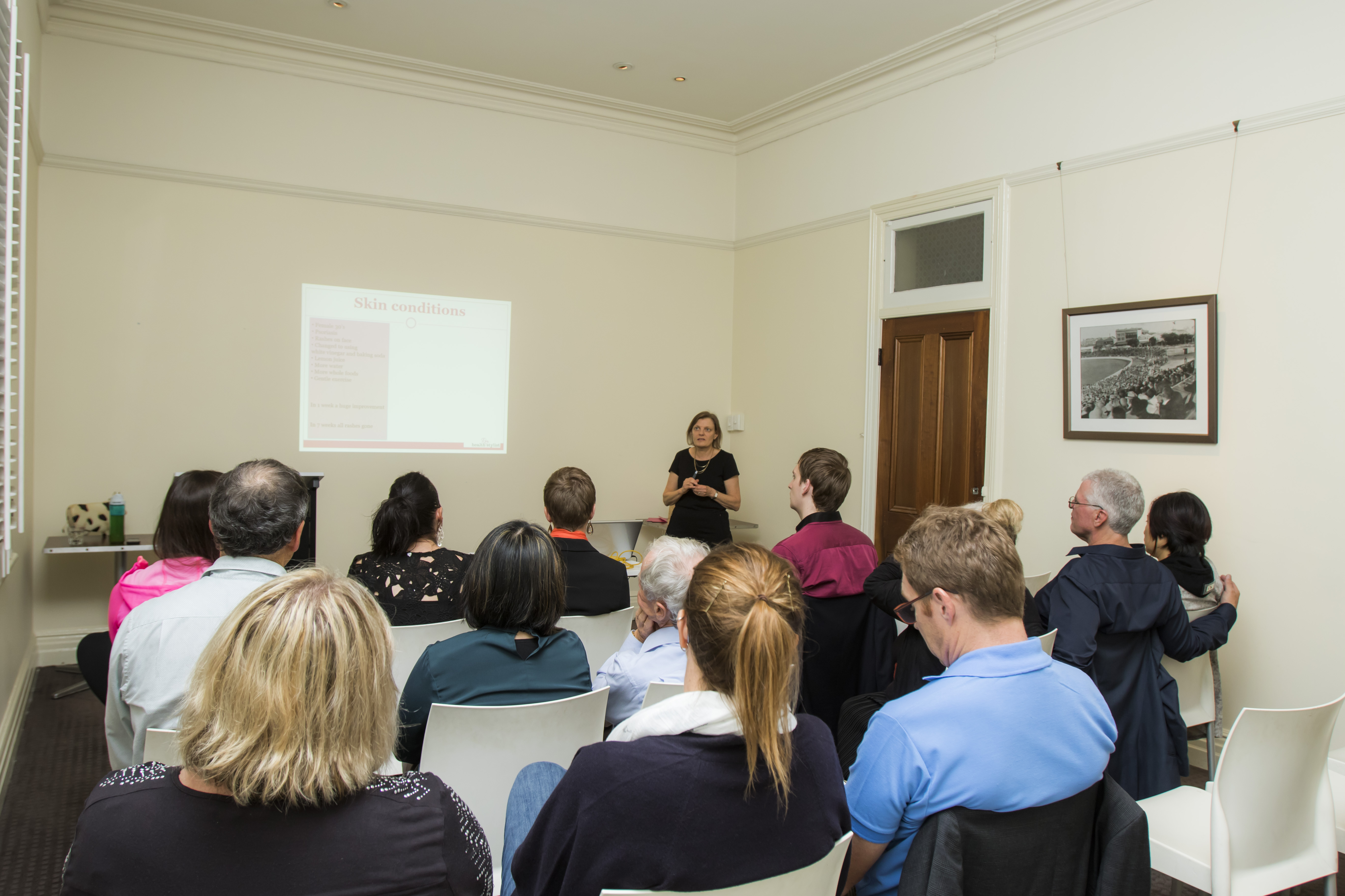 Leading a Healthy Lifestyle Event, Tuesday 27 September, Gisborne